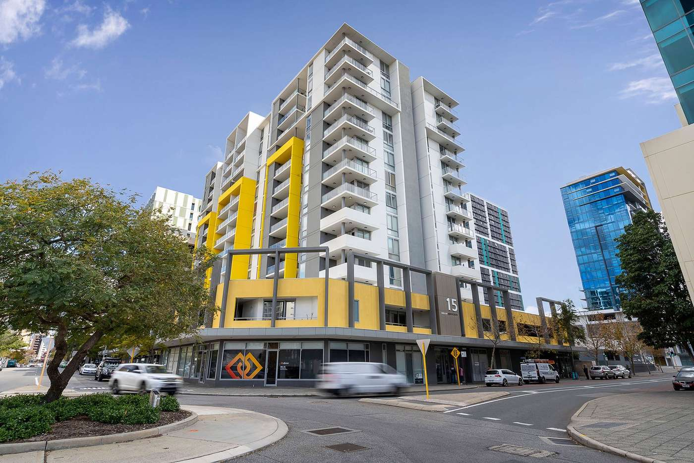 Main view of Homely apartment listing, 104/15 Aberdeen St, Perth WA 6000