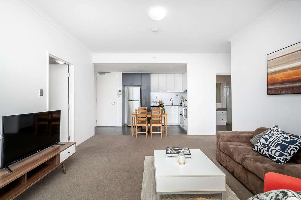 Second view of Homely apartment listing, 104/15 Aberdeen St, Perth WA 6000