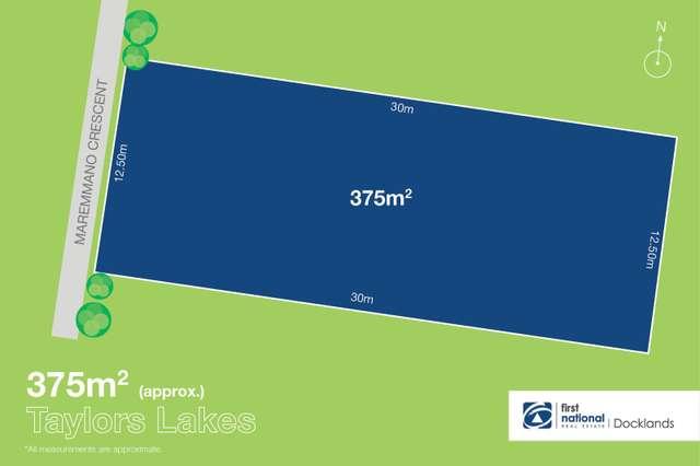 201 Maremmano Crescent, Taylors Lakes VIC 3038
