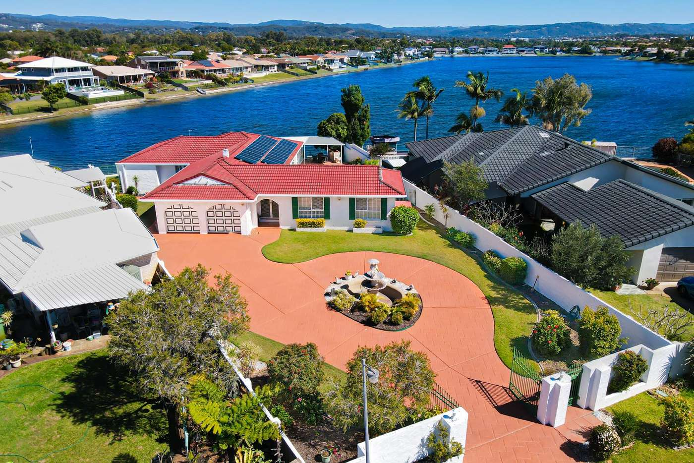 Main view of Homely house listing, 43 Pintail Crescent, Burleigh Waters QLD 4220