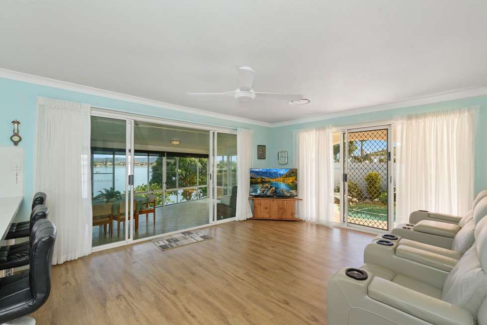 Fourth view of Homely house listing, 43 Pintail Crescent, Burleigh Waters QLD 4220