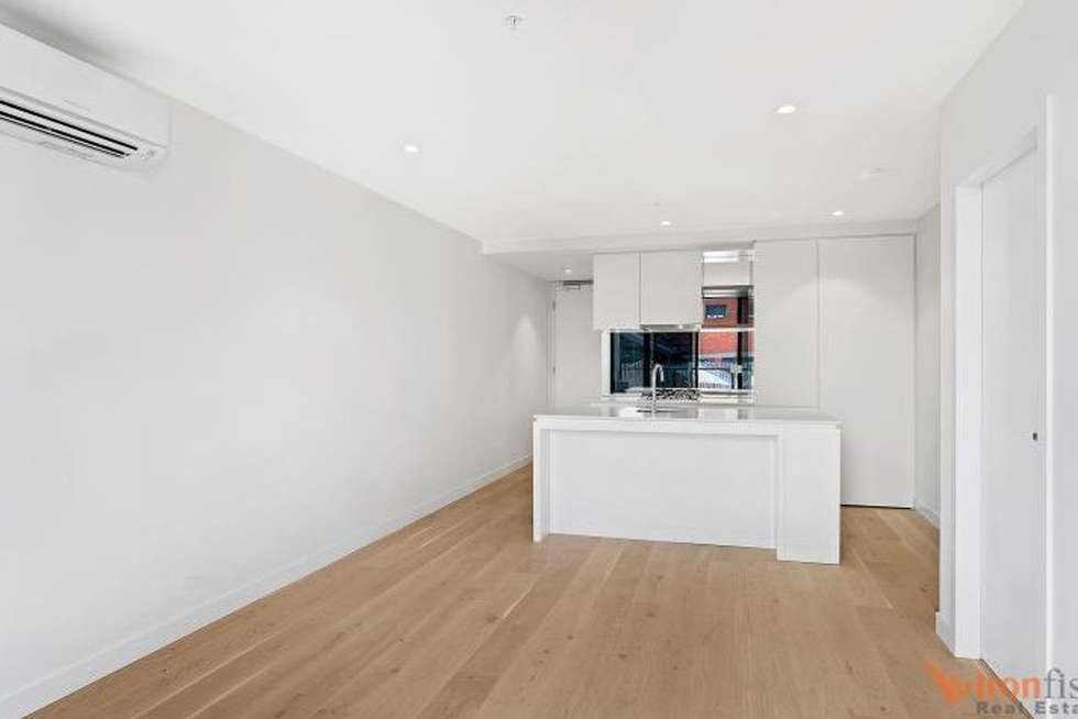 Second view of Homely apartment listing, 303/140 Dudley Street, West Melbourne VIC 3003