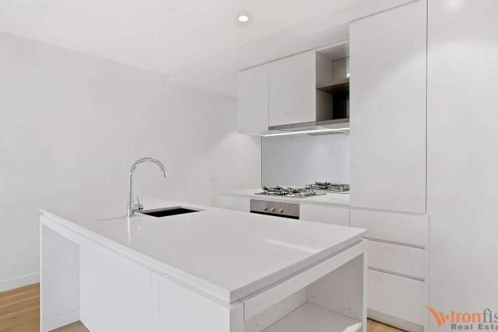 Third view of Homely apartment listing, 303/140 Dudley Street, West Melbourne VIC 3003