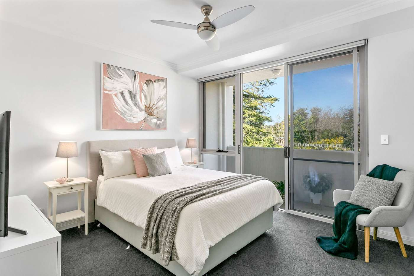 Main view of Homely unit listing, 12/30-34 Stanley Street, St Ives NSW 2075
