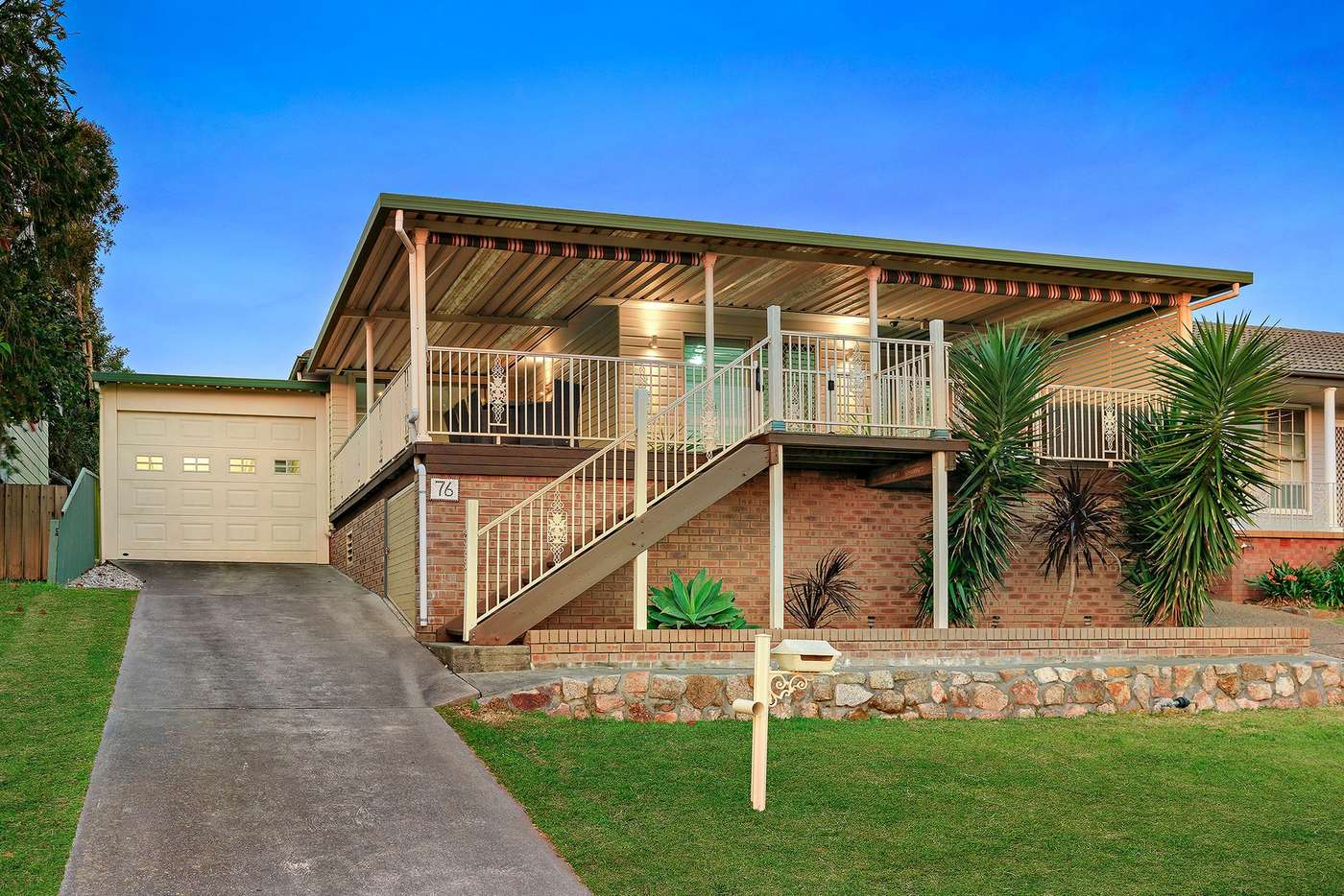 Main view of Homely house listing, 76 Marsden Street, Shortland NSW 2307