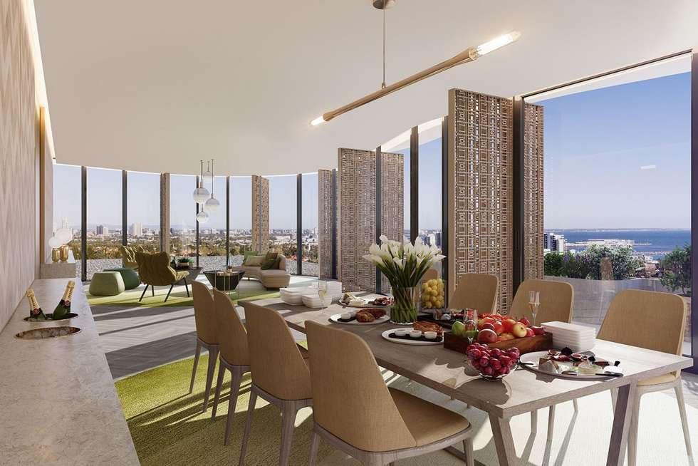 Second view of Homely apartment listing, 1205/300 Plummer Street, Port Melbourne VIC 3207