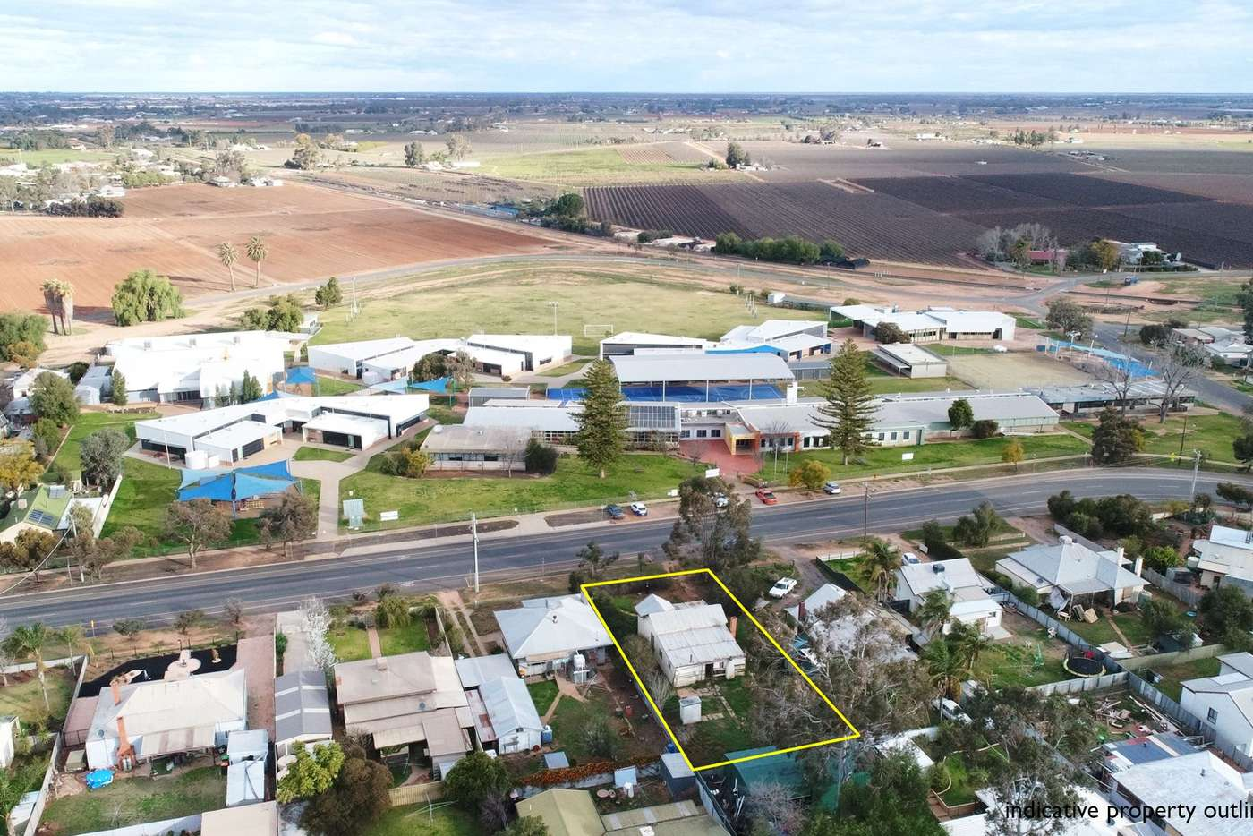 Main view of Homely house listing, 197 Commercial Street, Merbein VIC 3505