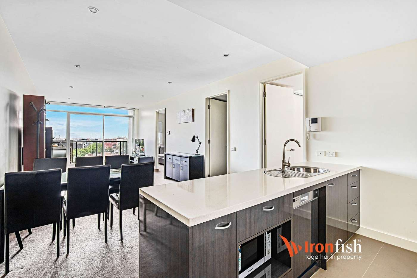 Main view of Homely apartment listing, 704/95 Berkeley Street, Melbourne VIC 3000