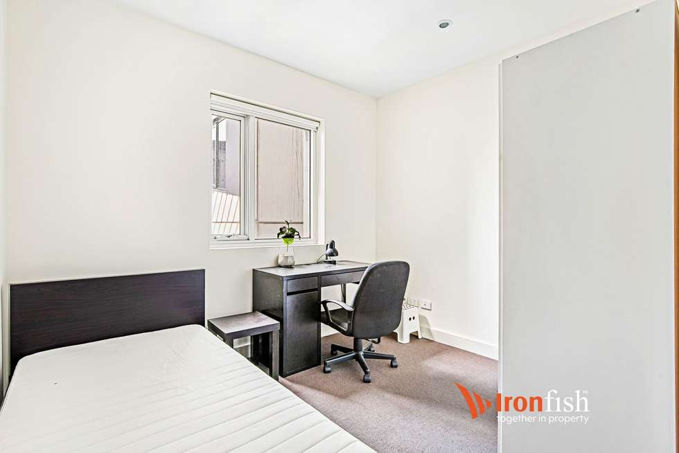 Fourth view of Homely apartment listing, 704/95 Berkeley Street, Melbourne VIC 3000