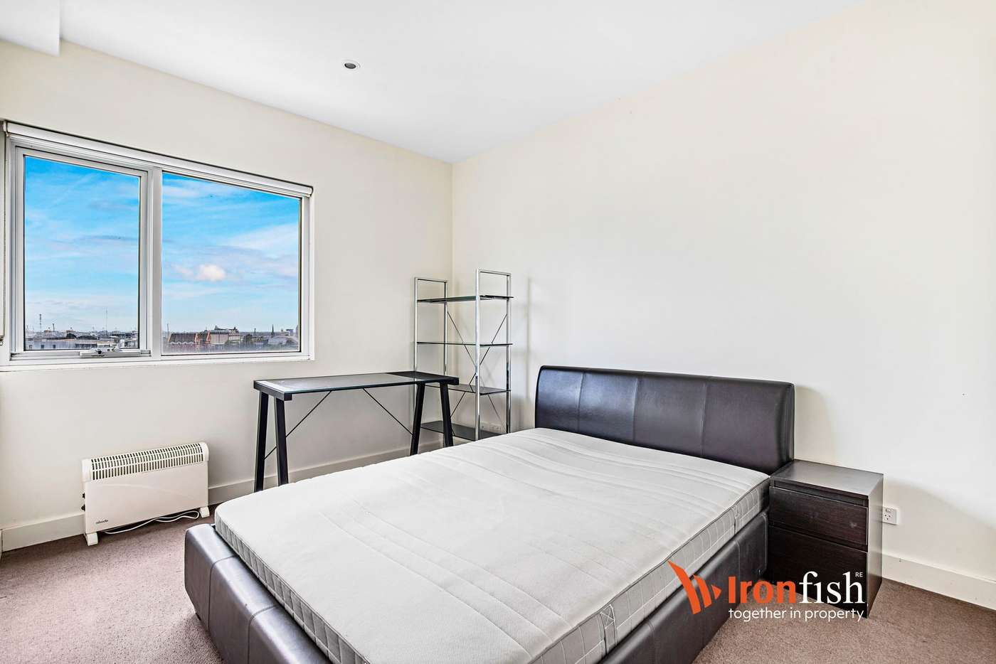 Sixth view of Homely apartment listing, 704/95 Berkeley Street, Melbourne VIC 3000