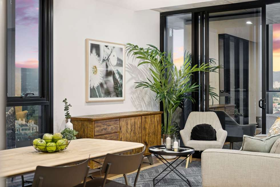 Second view of Homely apartment listing, 1101/248 Flinders Street, Adelaide SA 5000