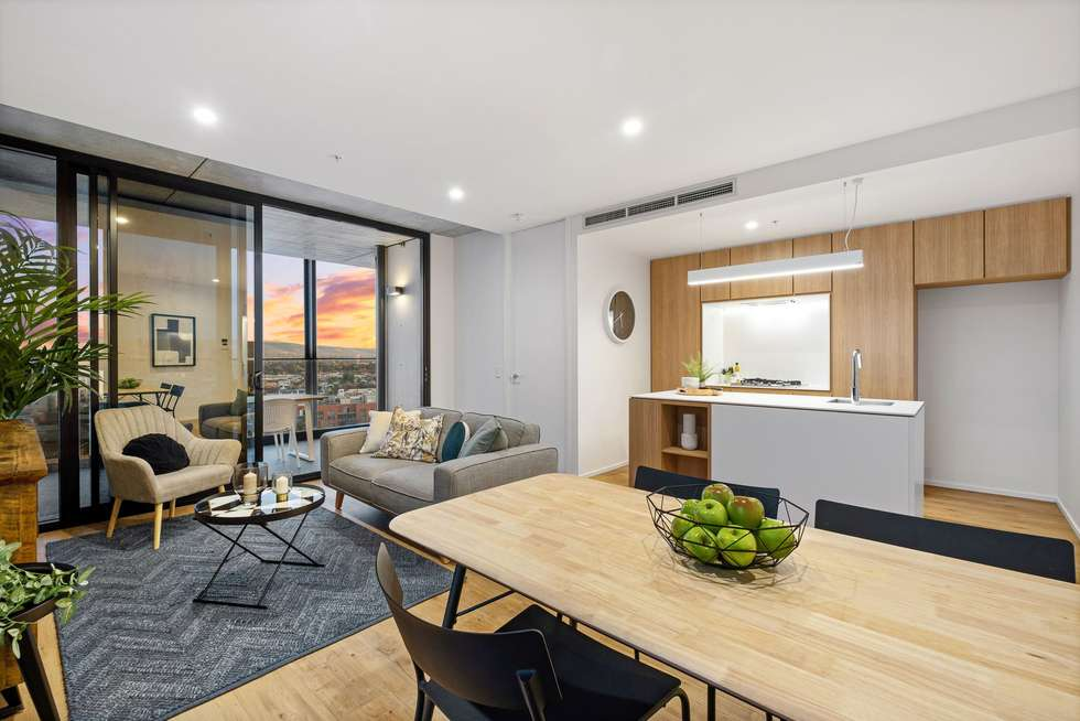 Third view of Homely apartment listing, 1101/248 Flinders Street, Adelaide SA 5000
