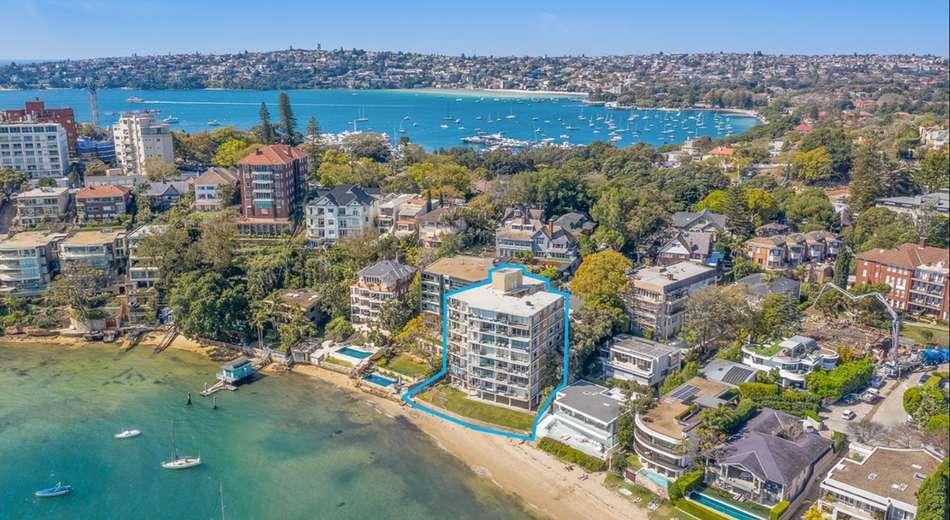 2D/4 Buckhurst Avenue 'Point Piper House', Point Piper NSW 2027