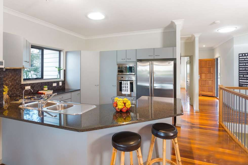 Fourth view of Homely house listing, 124 Central Avenue, Sherwood QLD 4075