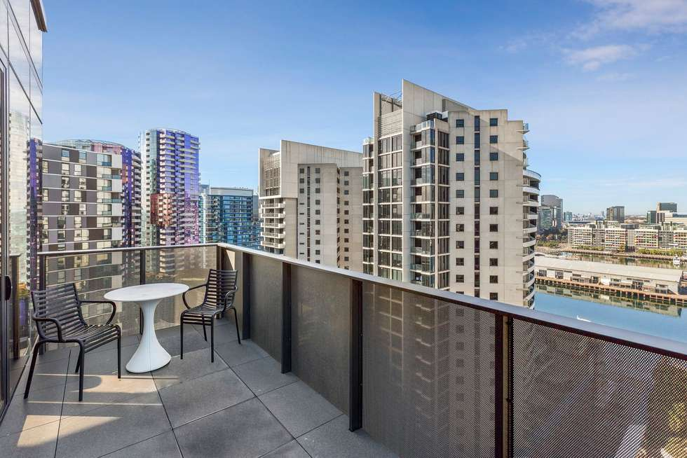Fifth view of Homely apartment listing, 1701/387 Docklands Drive, Docklands VIC 3008