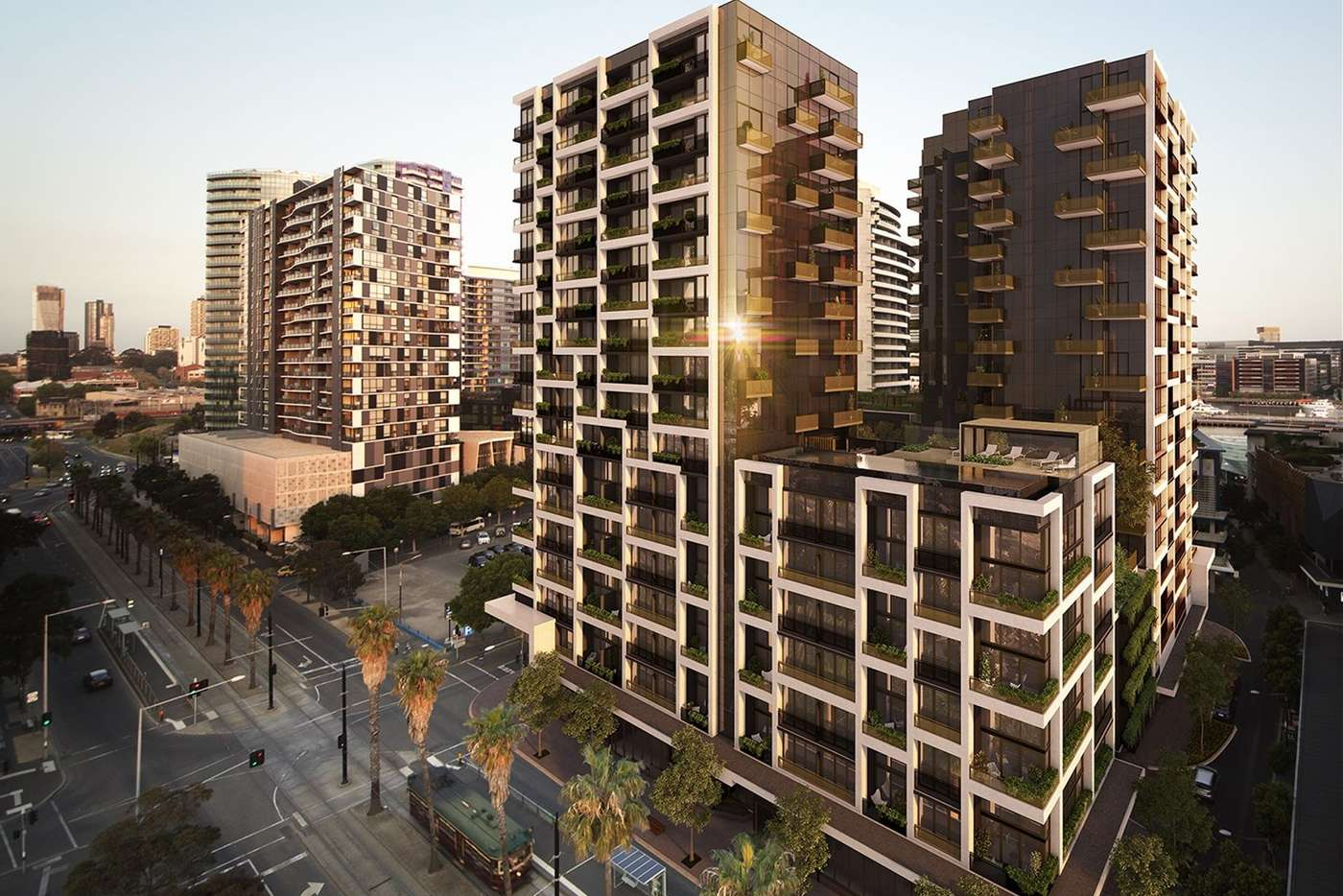 Sixth view of Homely apartment listing, 1701/387 Docklands Drive, Docklands VIC 3008