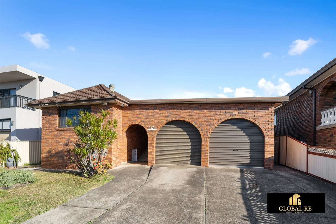 Main view of Homely house listing, 55 Brenan Street, Smithfield NSW 2164