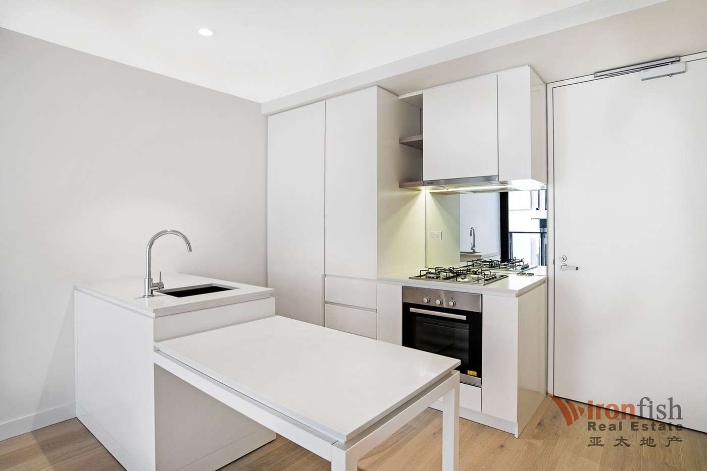 Main view of Homely apartment listing, 313/140 Dudley Street, West Melbourne VIC 3003