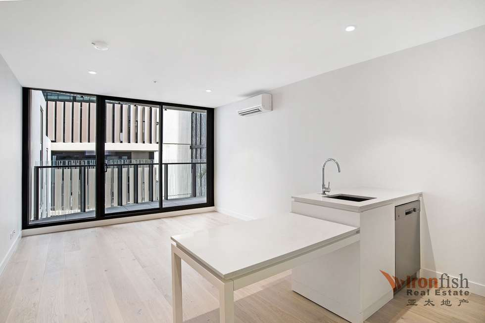 Second view of Homely apartment listing, 313/140 Dudley Street, West Melbourne VIC 3003