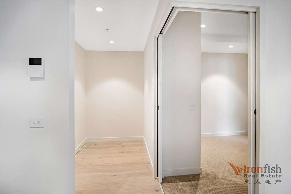 Fourth view of Homely apartment listing, 313/140 Dudley Street, West Melbourne VIC 3003