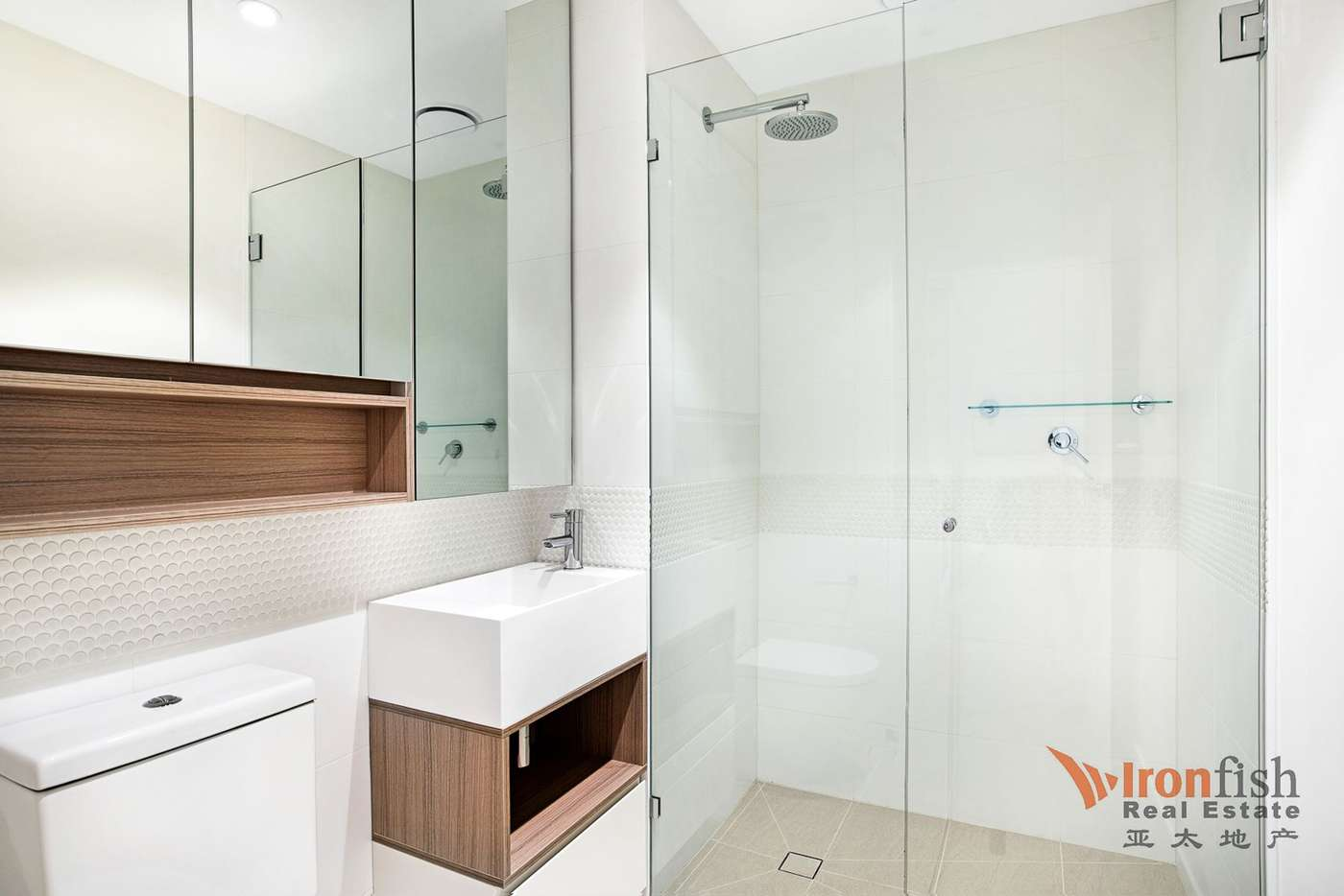 Fifth view of Homely apartment listing, 313/140 Dudley Street, West Melbourne VIC 3003
