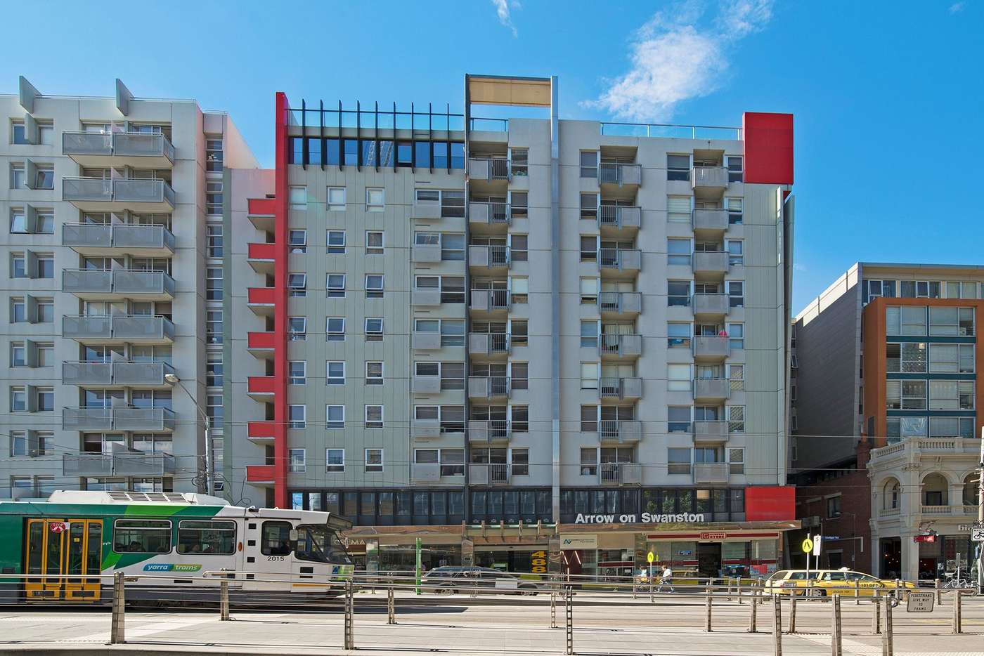 Seventh view of Homely apartment listing, 107/488 Swanston Street, Carlton VIC 3053