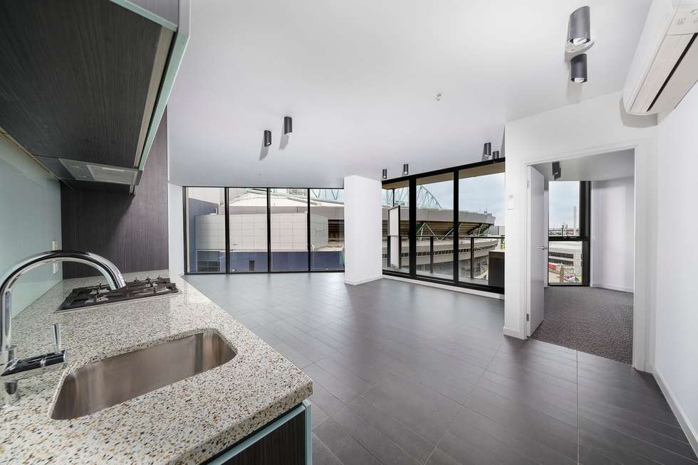Fourth view of Homely apartment listing, 712/673 La Trobe Street, Docklands VIC 3008