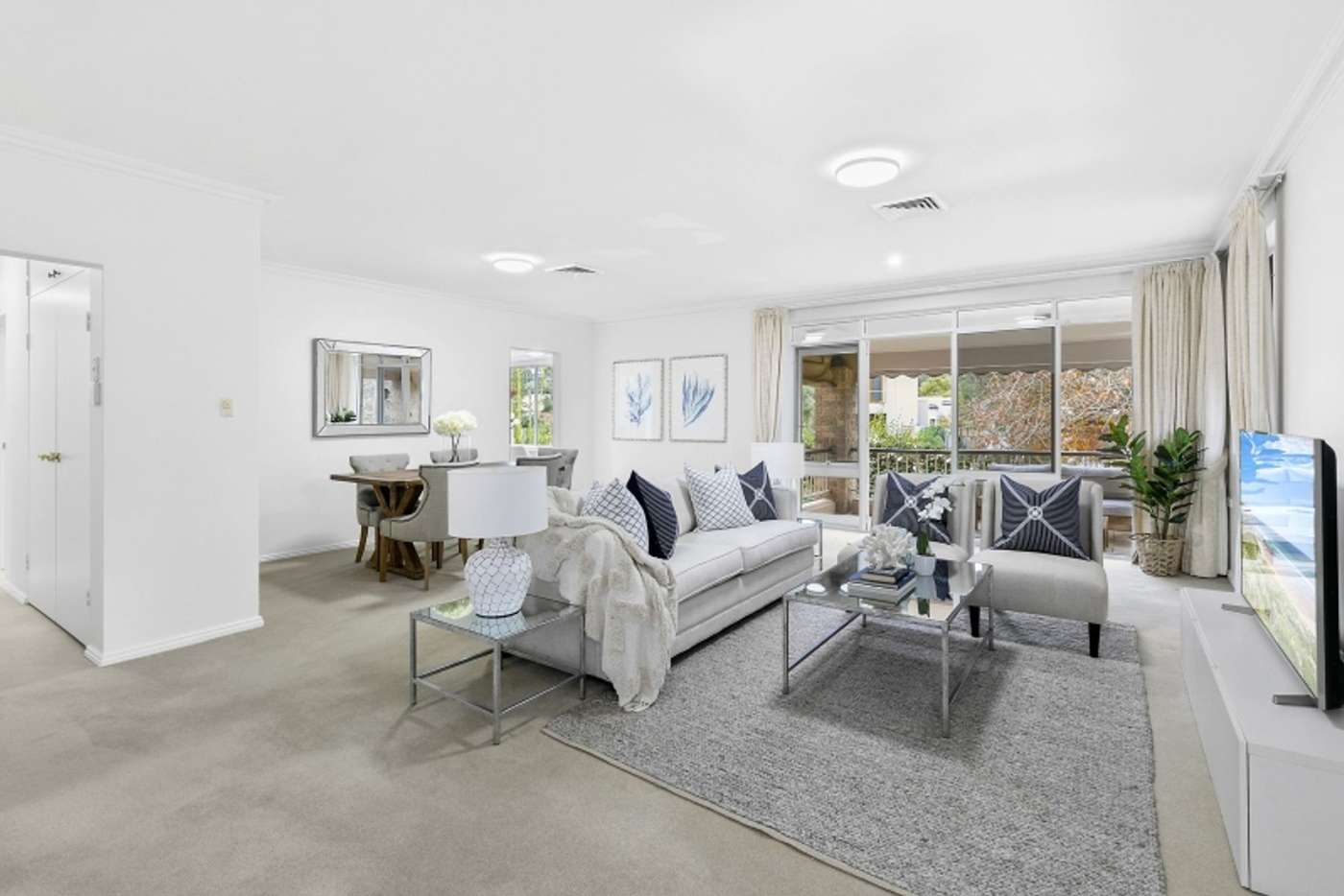 Main view of Homely apartment listing, 12/381 Bobbin Head Road, Turramurra NSW 2074