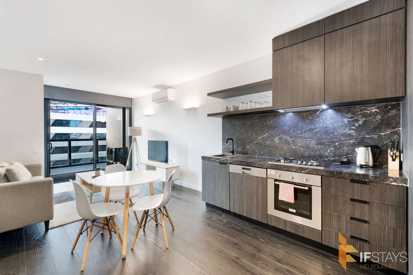 Main view of Homely apartment listing, 729/23 Blackwood Street, North Melbourne VIC 3051