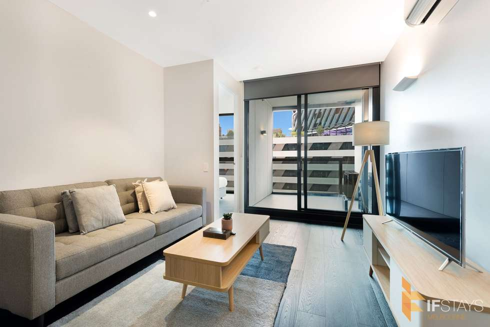 Second view of Homely apartment listing, 729/23 Blackwood Street, North Melbourne VIC 3051