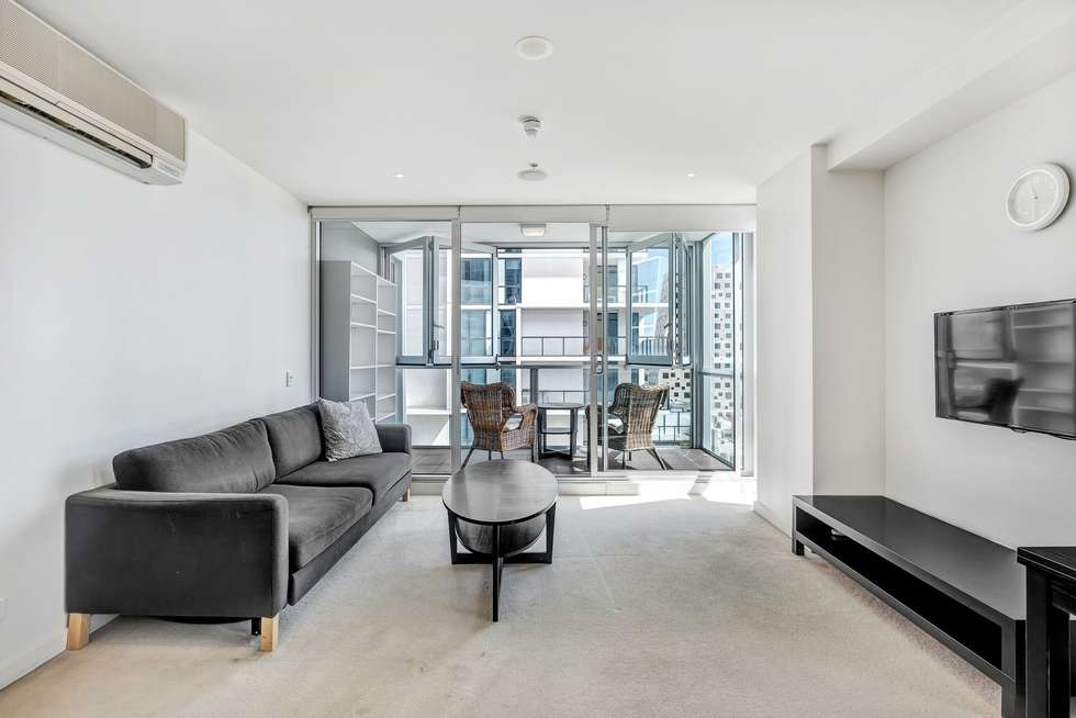 Fourth view of Homely apartment listing, 807/10 Balfours Way, Adelaide SA 5000