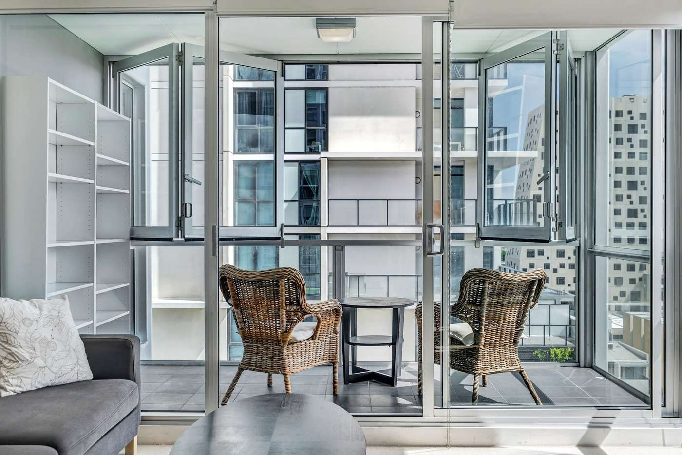 Fifth view of Homely apartment listing, 807/10 Balfours Way, Adelaide SA 5000