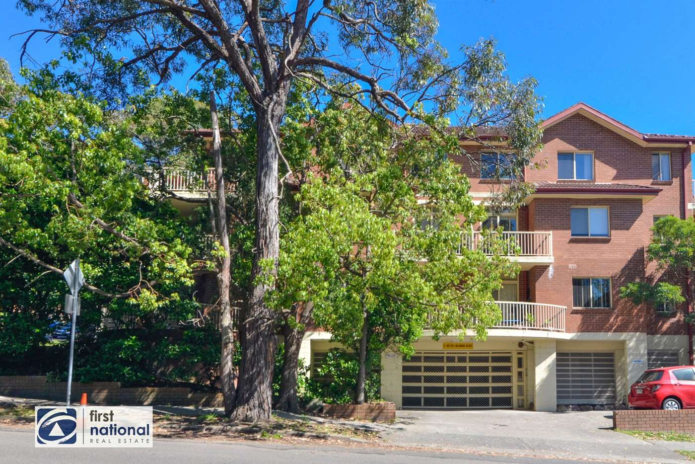 Main view of Homely apartment listing, 2/33-37 Linda Street, Hornsby NSW 2077