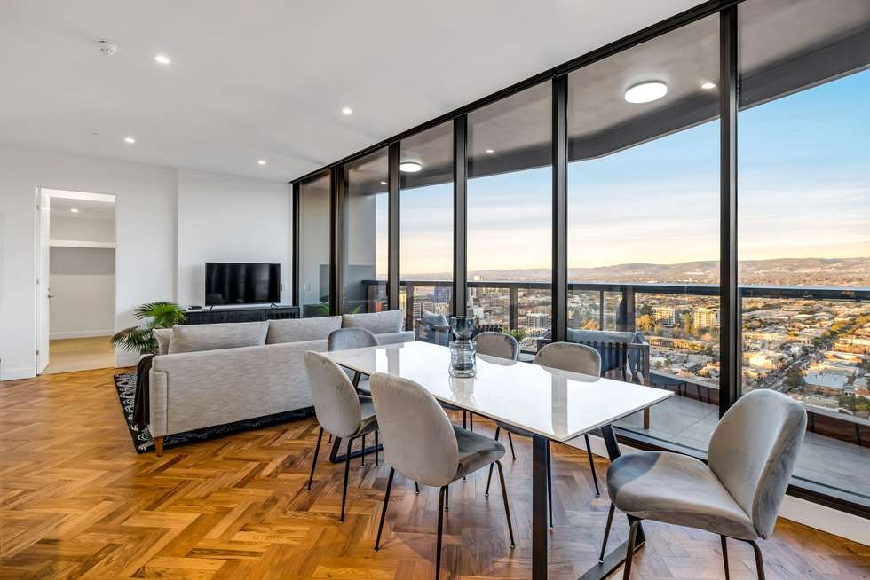 Fourth view of Homely apartment listing, 2602/421 King William Street, Adelaide SA 5000