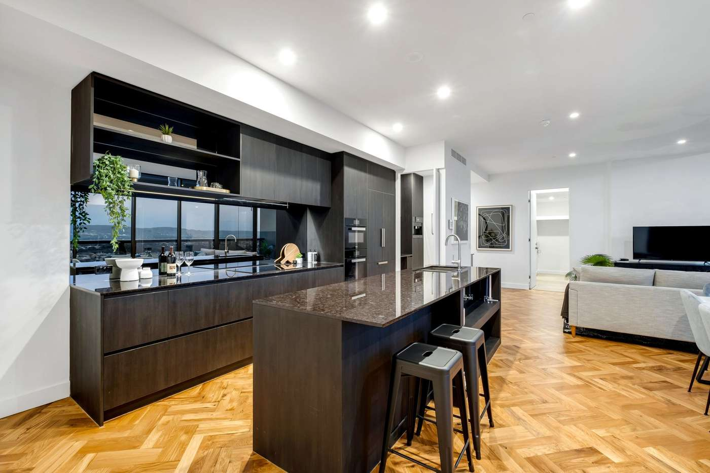 Sixth view of Homely apartment listing, 2602/421 King William Street, Adelaide SA 5000