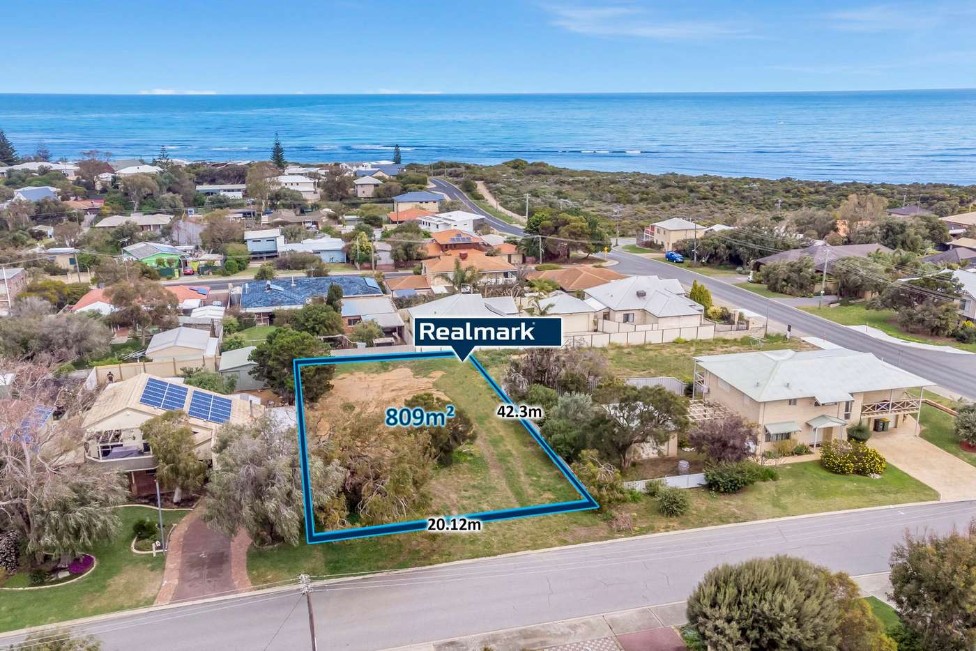 Main view of Homely residentialLand listing, 4 Stepmoon Street, Falcon WA 6210