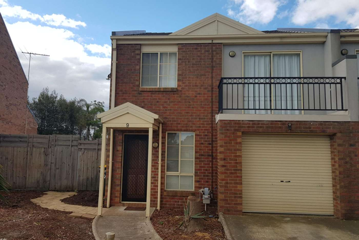 Main view of Homely townhouse listing, 9/2 Silvertree Avenue, Delahey VIC 3037