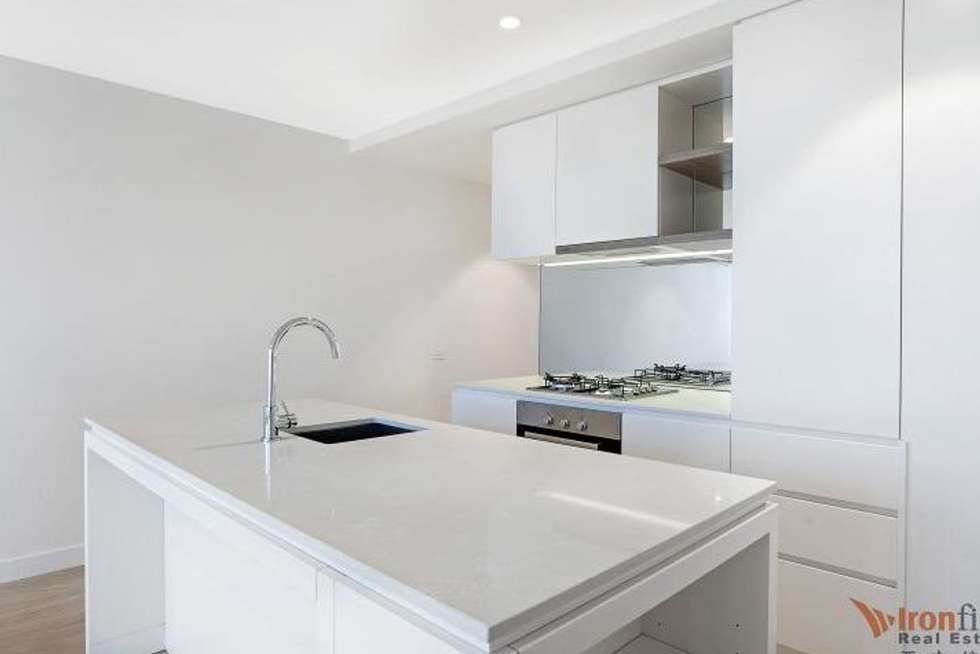 Second view of Homely apartment listing, 303/130 Dudley Street, West Melbourne VIC 3003