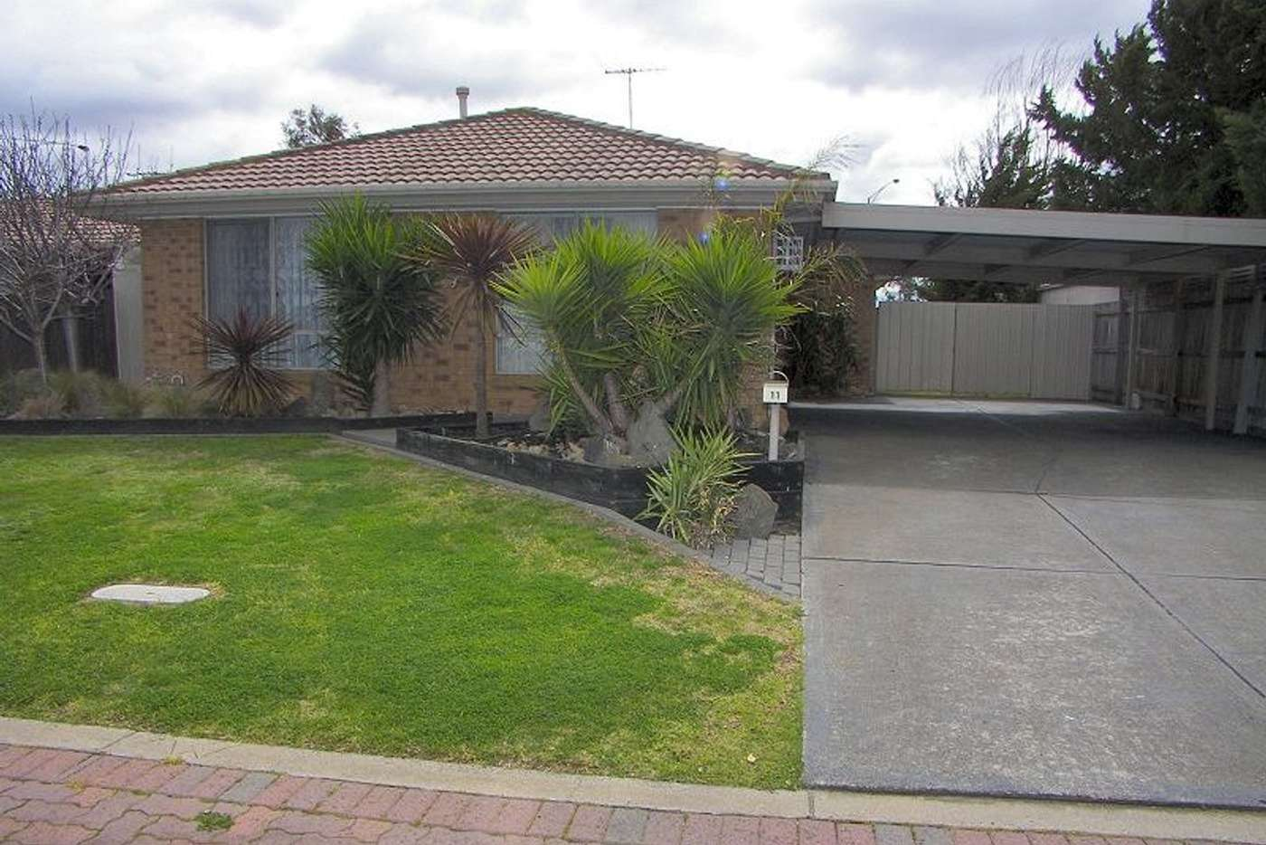 Main view of Homely house listing, 11 Marlo Square, Wyndham Vale VIC 3024