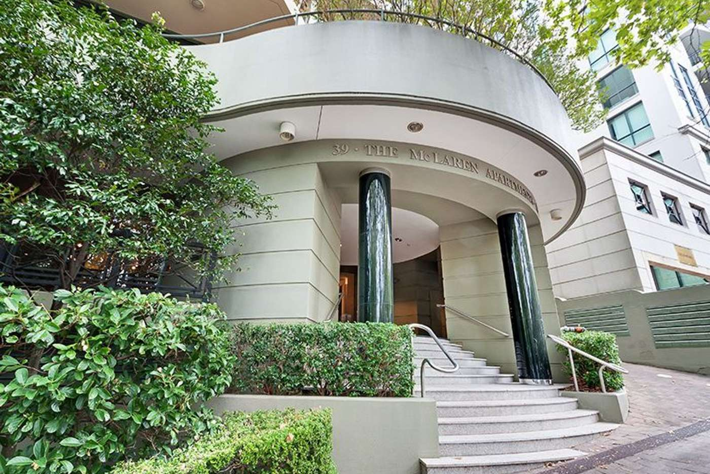 Main view of Homely apartment listing, 902/37-39 McLaren Street, North Sydney NSW 2060
