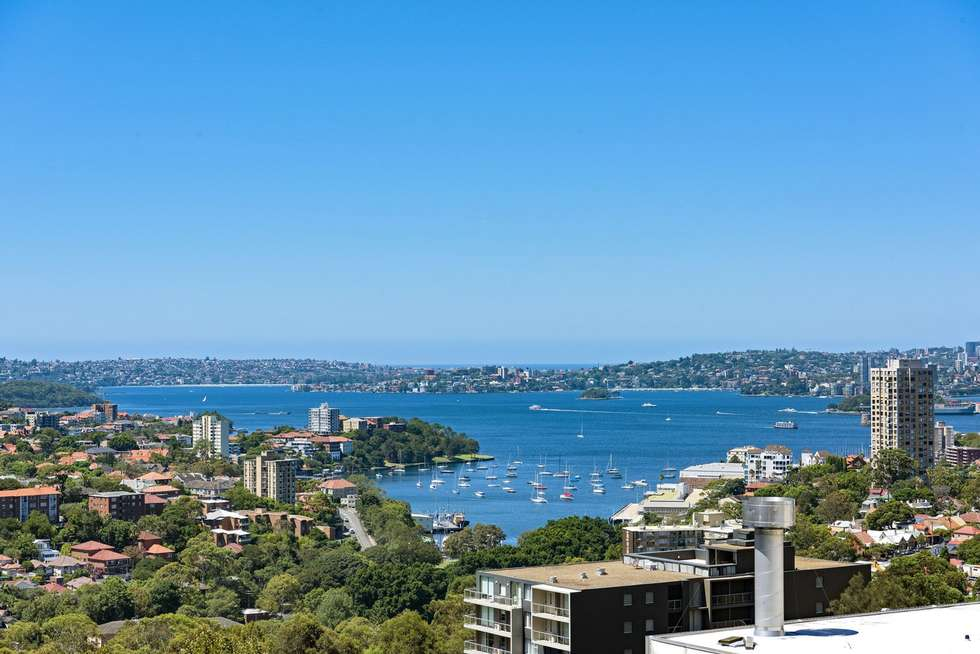 Second view of Homely apartment listing, 902/37-39 McLaren Street, North Sydney NSW 2060