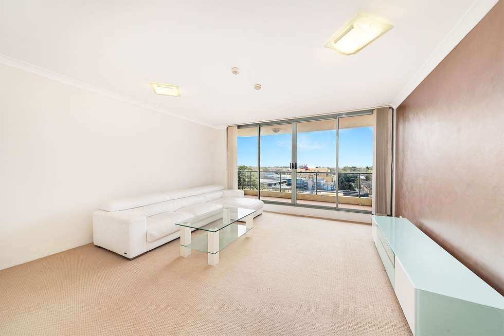 Fifth view of Homely apartment listing, 902/37-39 McLaren Street, North Sydney NSW 2060