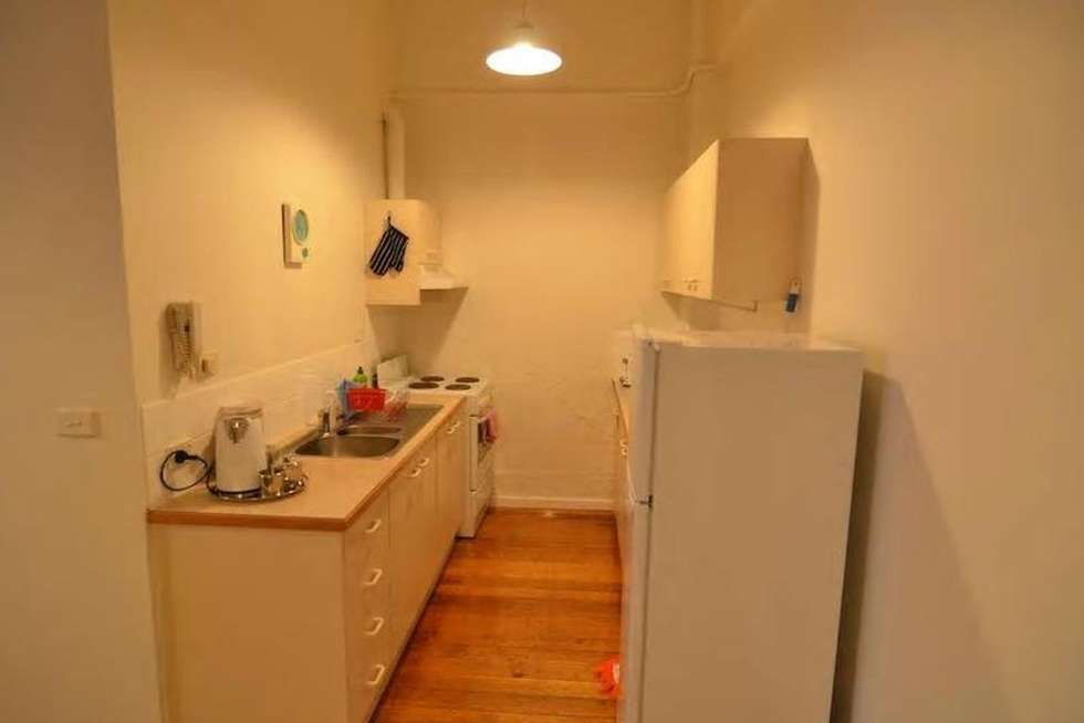 Third view of Homely apartment listing, 3/483 Elizabeth Street, Melbourne VIC 3000