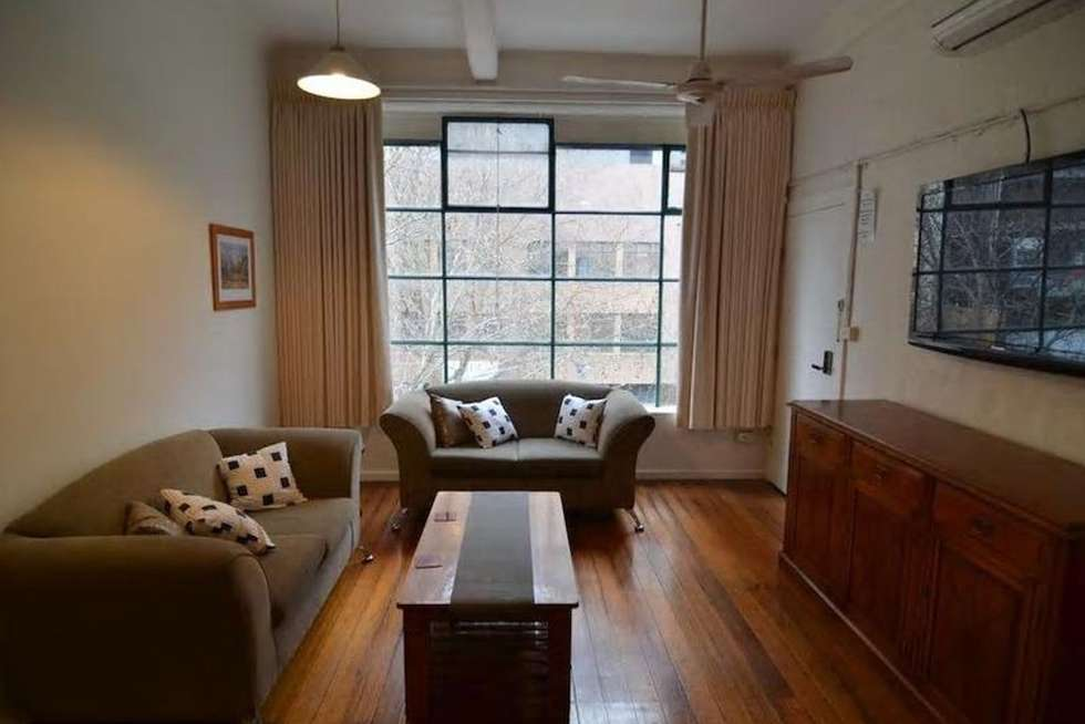 Fourth view of Homely apartment listing, 3/483 Elizabeth Street, Melbourne VIC 3000