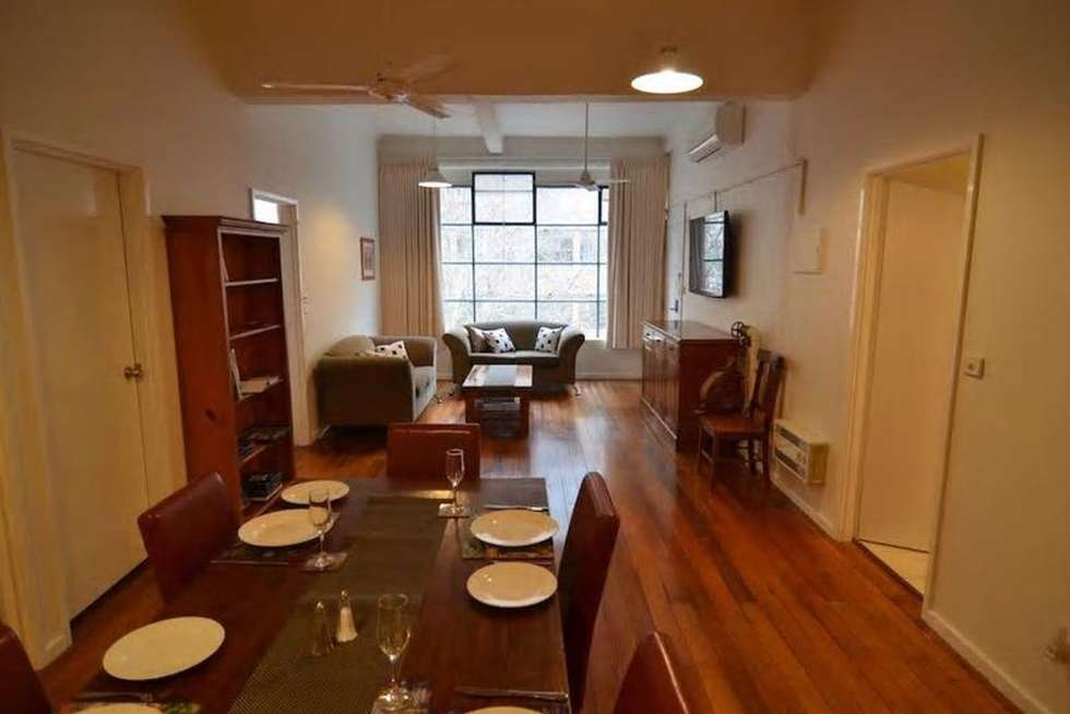 Fifth view of Homely apartment listing, 3/483 Elizabeth Street, Melbourne VIC 3000