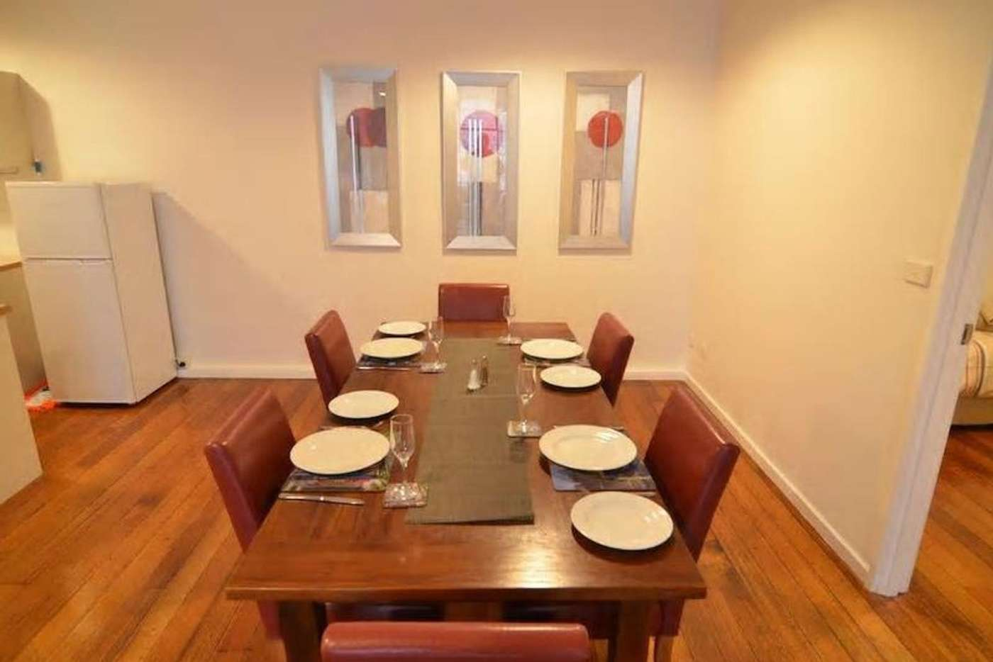 Sixth view of Homely apartment listing, 3/483 Elizabeth Street, Melbourne VIC 3000