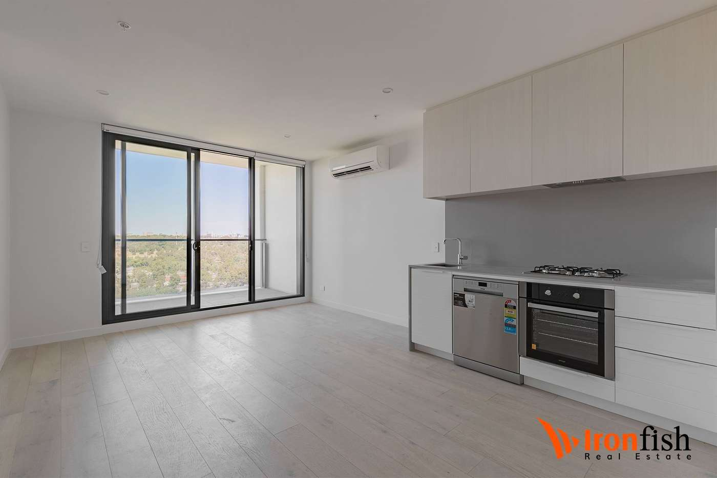 Main view of Homely apartment listing, 1302/91 Galada Avenue, Parkville VIC 3052