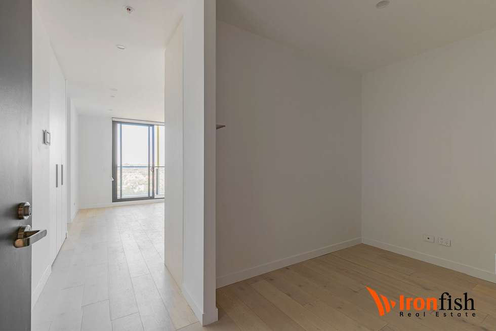 Second view of Homely apartment listing, 1302/91 Galada Avenue, Parkville VIC 3052
