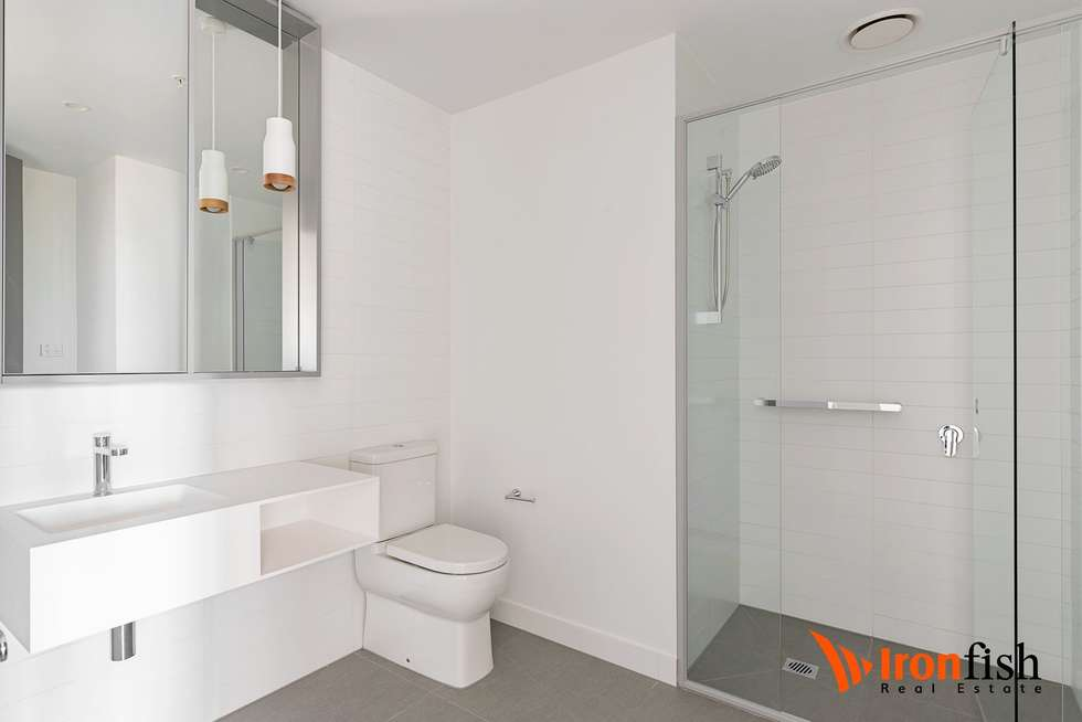 Fifth view of Homely apartment listing, 1302/91 Galada Avenue, Parkville VIC 3052