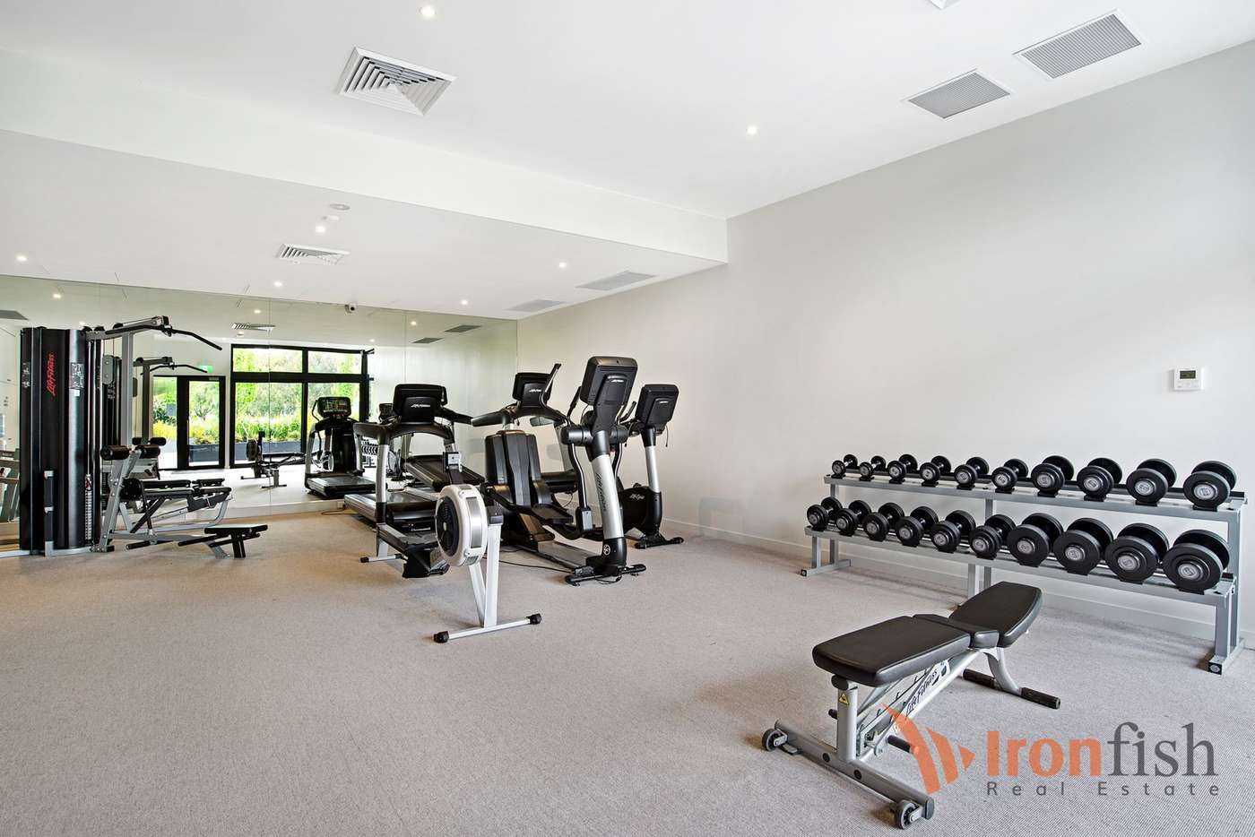 Sixth view of Homely apartment listing, 1302/91 Galada Avenue, Parkville VIC 3052